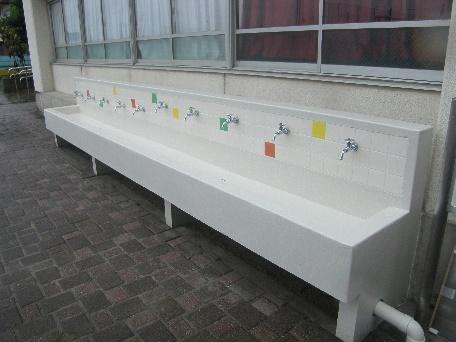 馬宮西小学校給水設備直結化改修工事